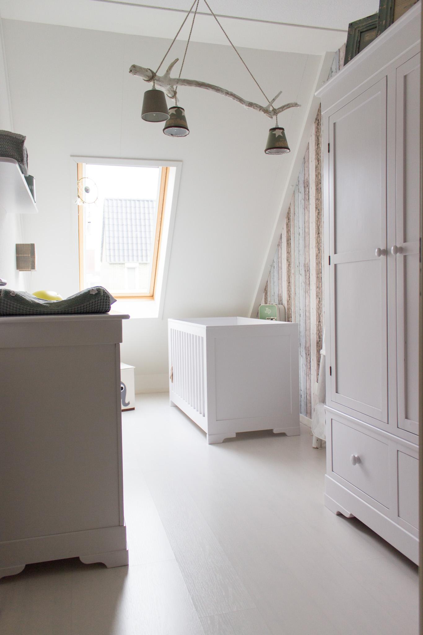 Een kijkje in de babykamer van jip mama is thuis - Decoratie van een kamer ...