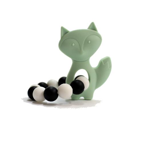 siliconen bijtspeelgoed juffrouw speelgoed