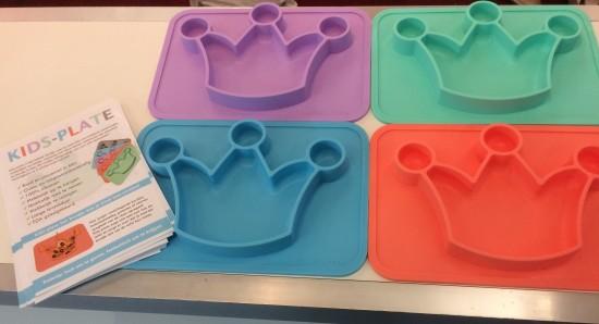 Negenmaandenbeurs Kids-Plate