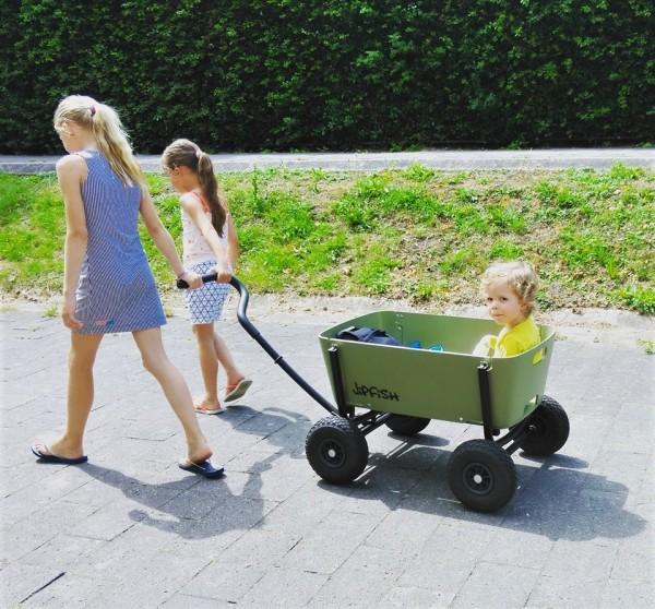 Bolderkar wagon Jipsfish