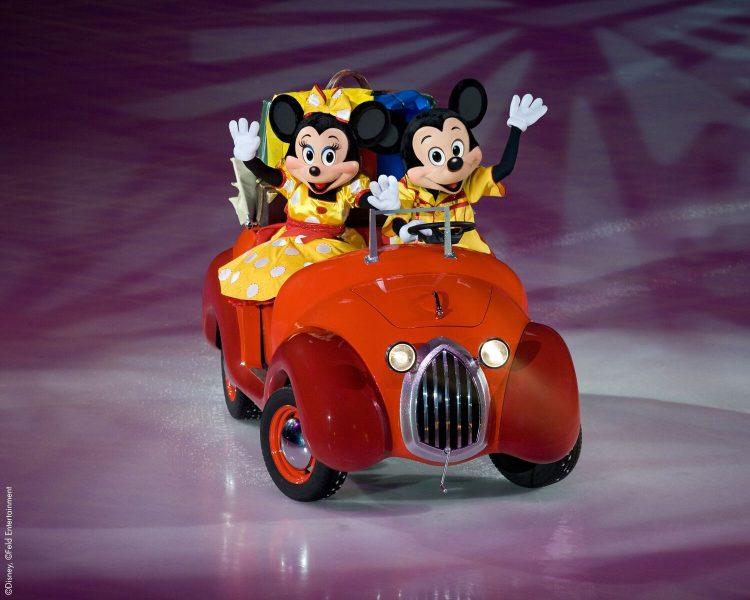 Disney On Ice 2017 Betoverende Werelden