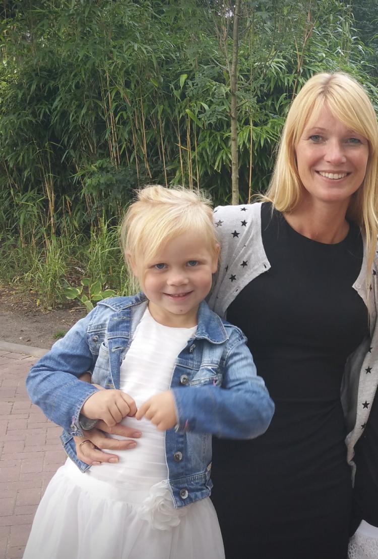 boek Lieve Madelief neuroblastoom