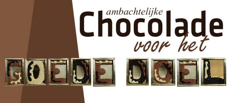 Chocolade voor het goede doel