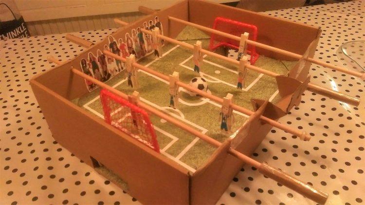 voetbaltafel surprise