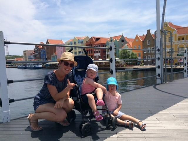 Willemstad bon bini Curaçao
