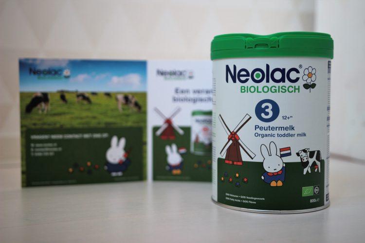 opvolgmelk Neolac peutermelk biologisch Nijntje Miffy