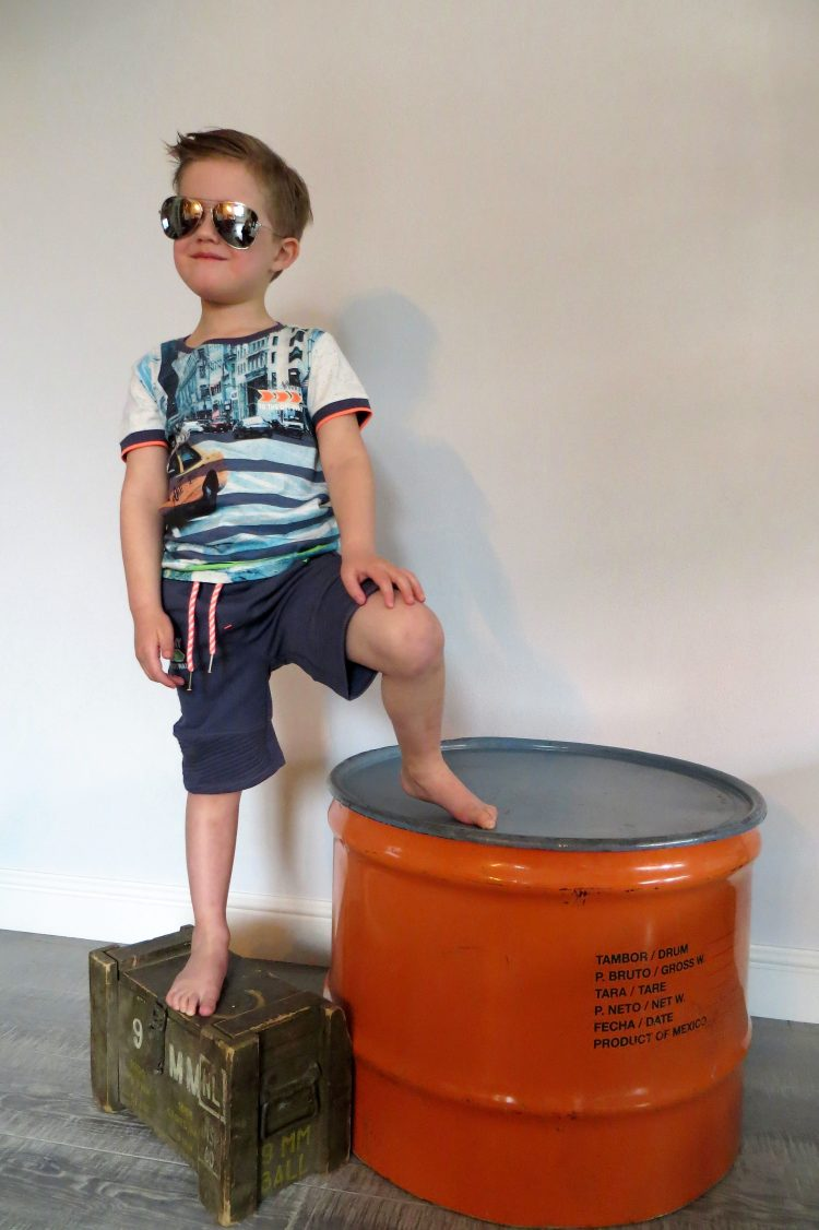 Quapi Kidswear Boys ss18 zomercollectie
