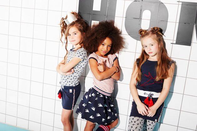 TOPitm ss18 dutch fashionbrand kindermode zomercollectie 2018