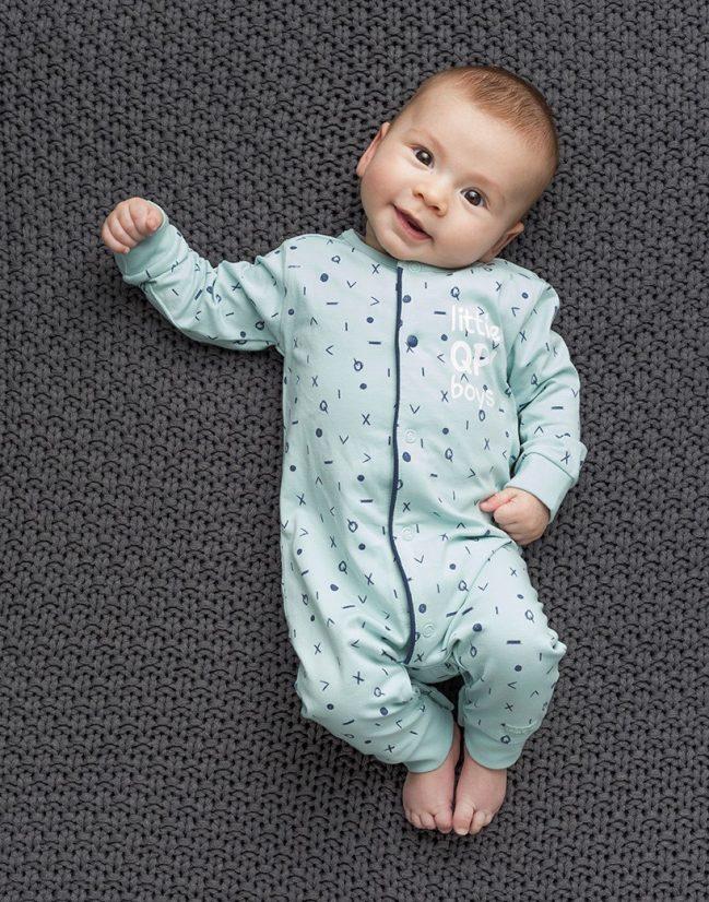 Quapi Kidswear newborn ss18 zomercollectie 2018 unisex