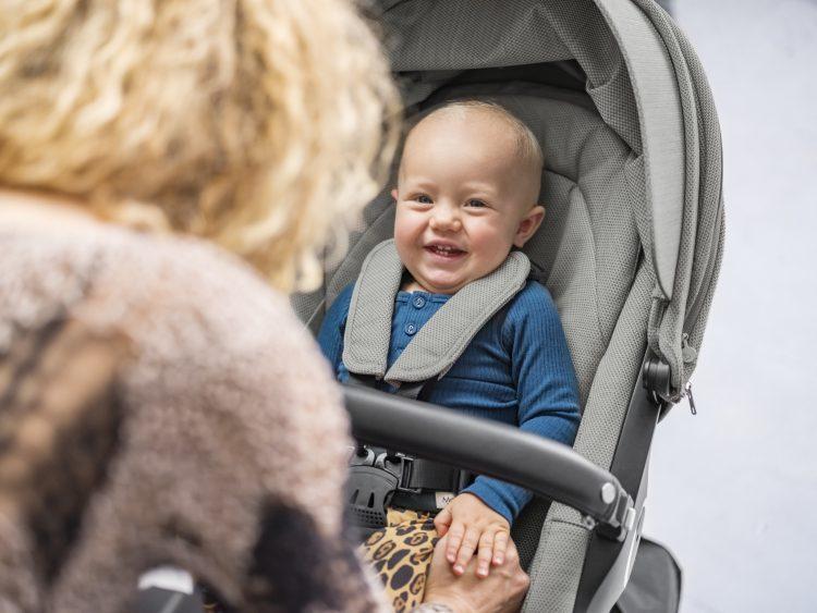 Stokke Xplory 2018 vernieuwd kinderwagen innovatief ergonomisch dutch design