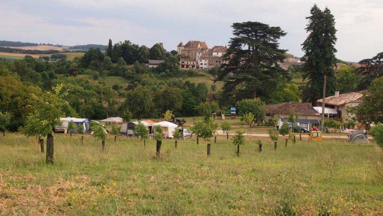 Karakteristieke-camping-Lot-et-Garonne