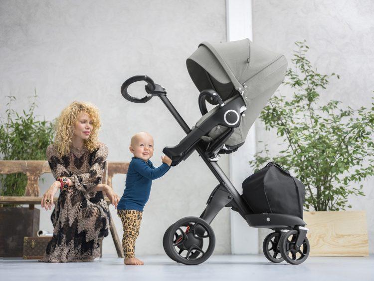 award winning Stokke vernieuwde Xplory 2018 kinderwagen urban dutch design