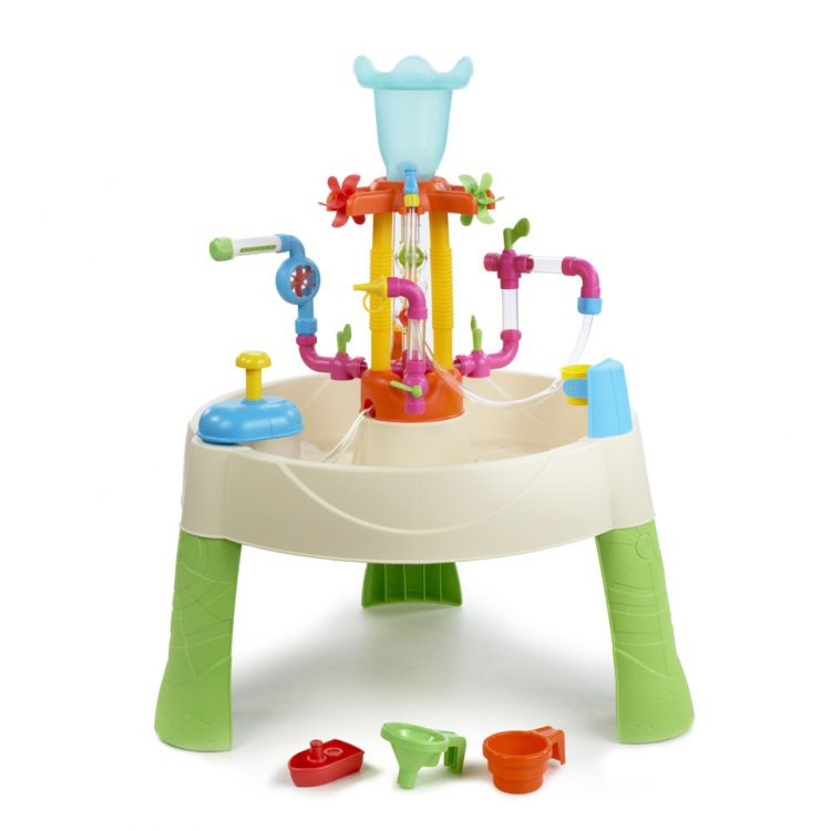 winactie little tikes fountain factory watertafel