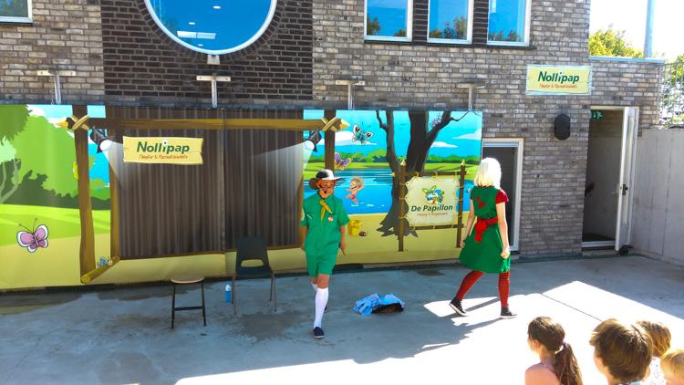 review Villatent glampen vakantie Nederland Vakantiepark De Papillon