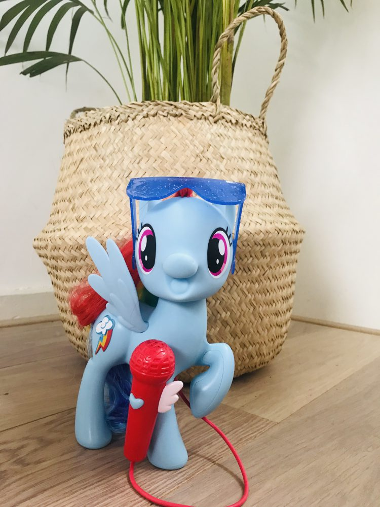 My Little Pony Rainbow Dash winactie review give-away