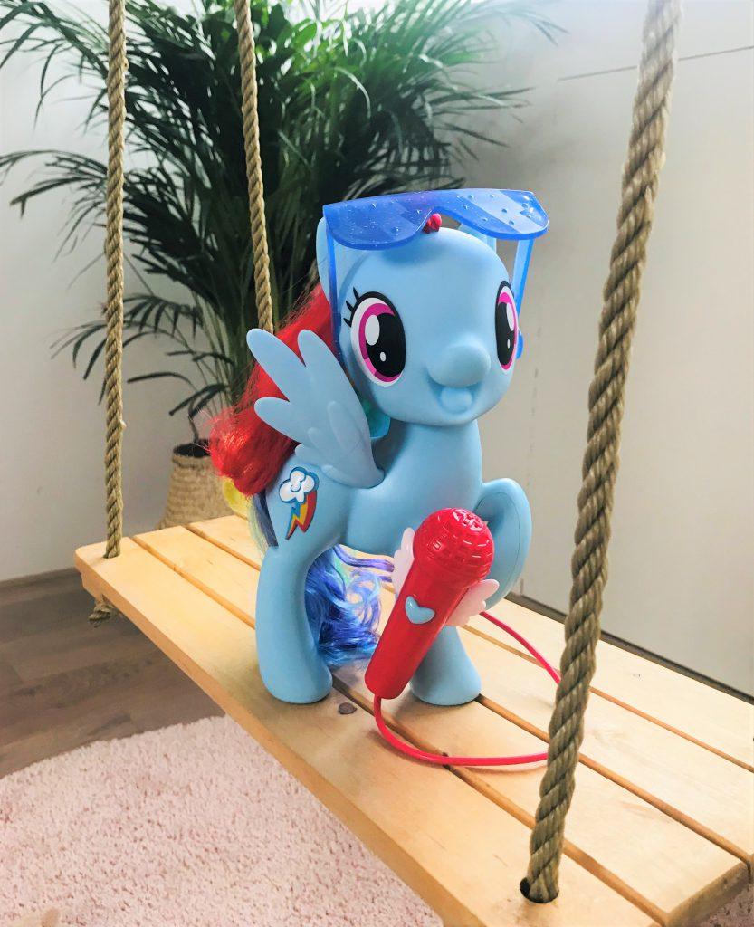 My Little Pony Rainbow Dash winactie review give-away
