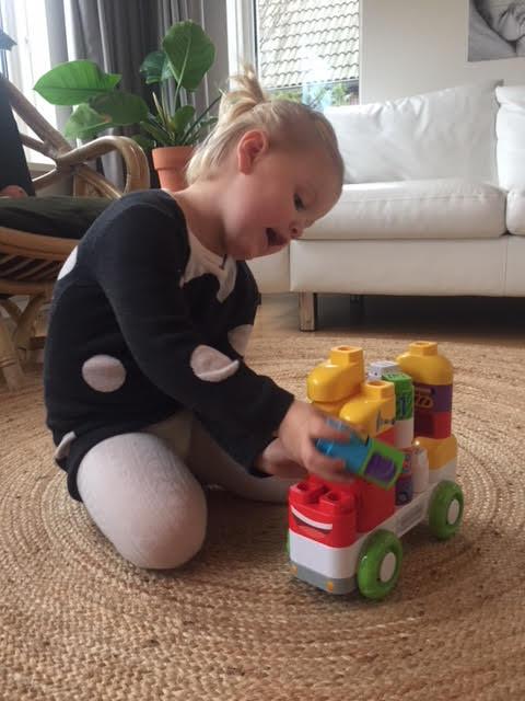 Sinterklaas winactie VTech Bla Bla Blocks