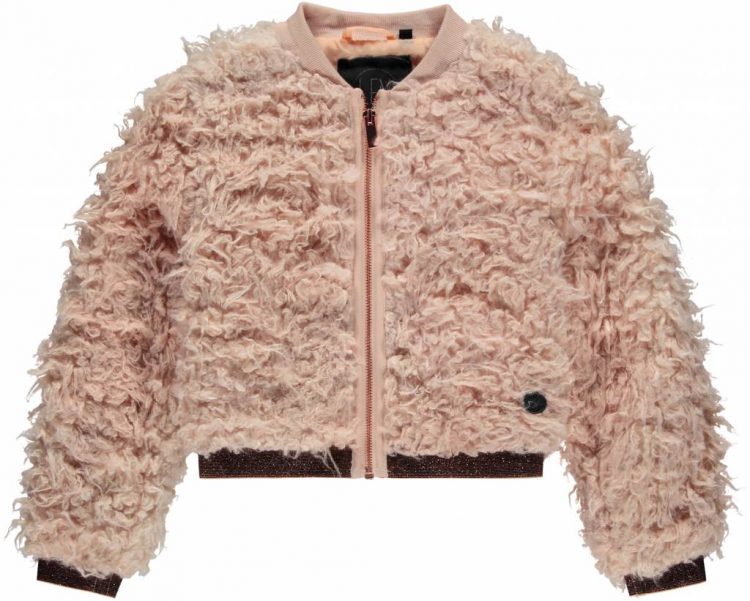 LEVV Labels jacket Alexes Blush winactie give-away