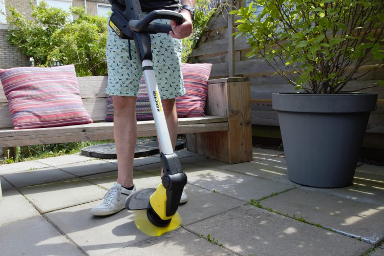 review Kärcher Weed Remover