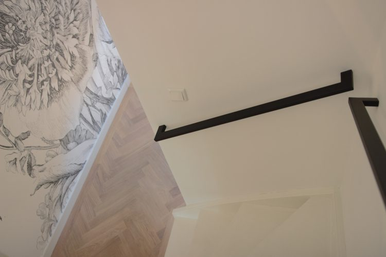 traprenovatie Carpet Right PVC